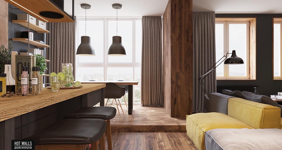 kitchen-bar-dining-space-wood-flooring