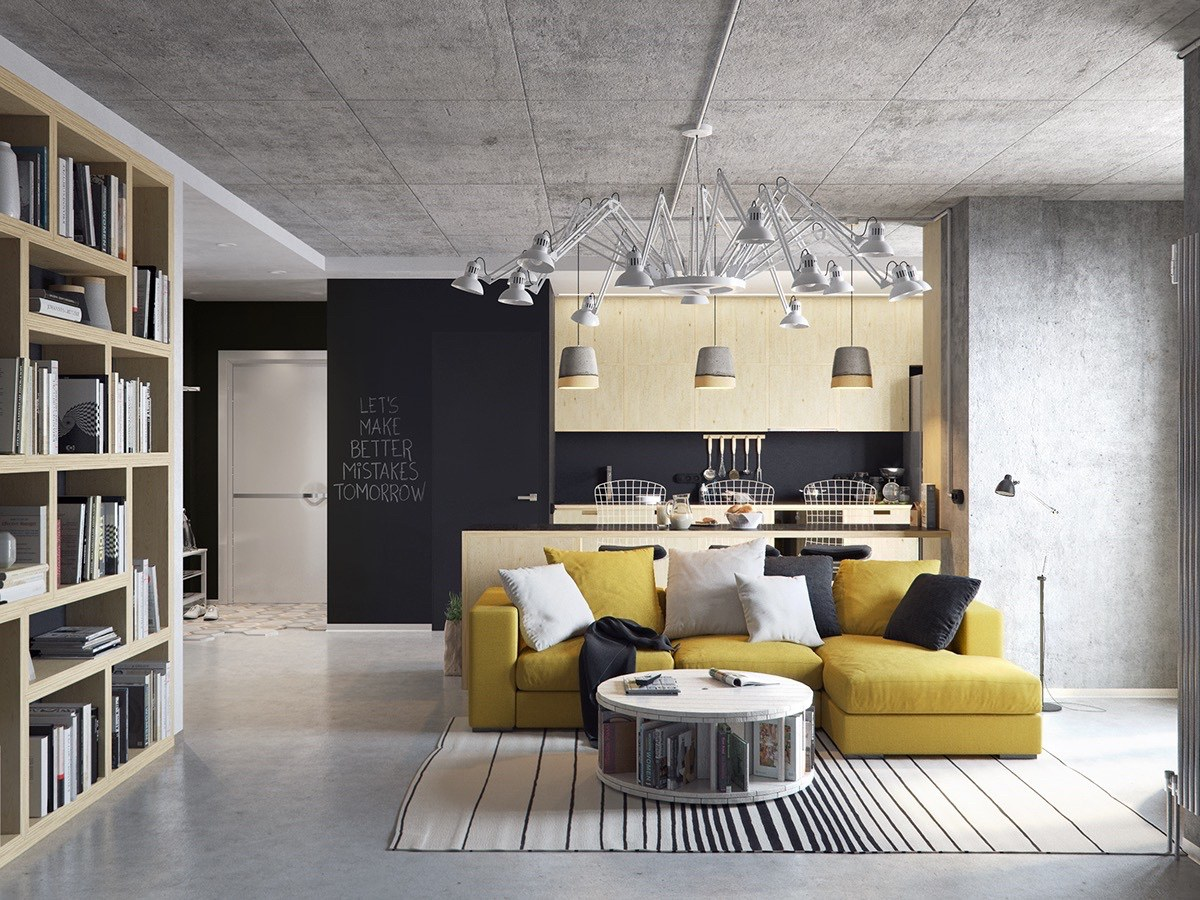 лофт апартаменти