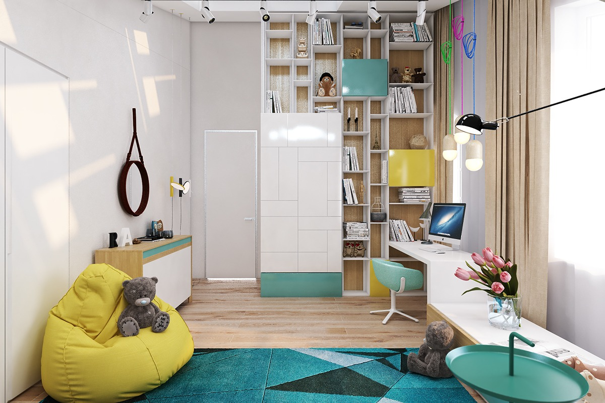 colorful-kids-room
