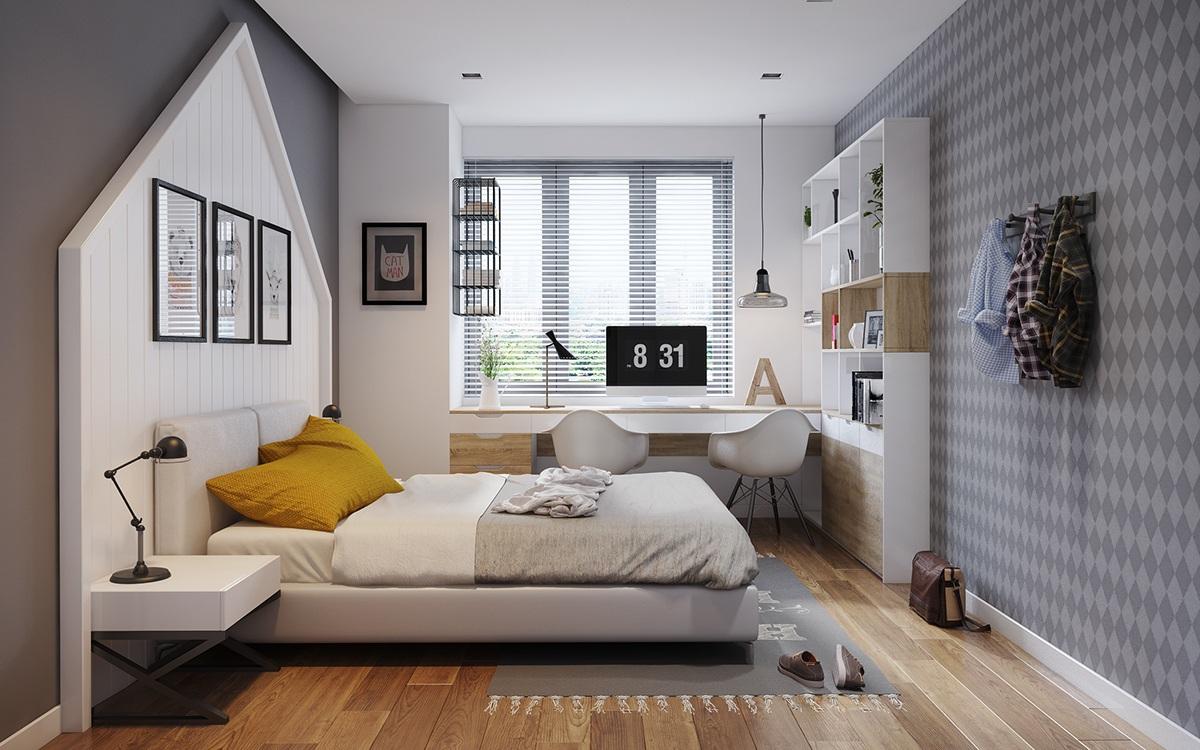 нестандартни спални