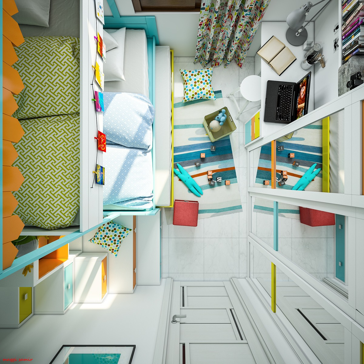 kids-room-layout
