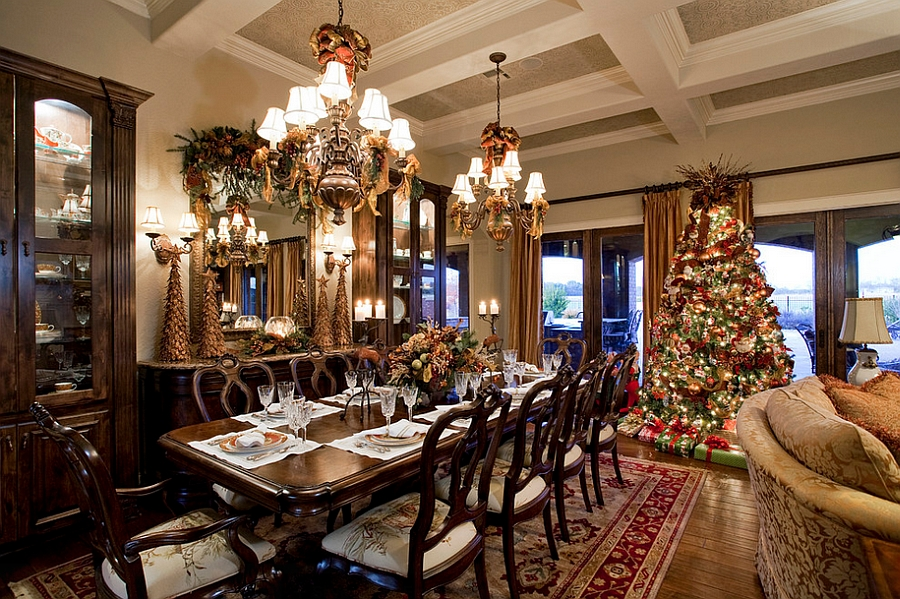 bring-the-charm-of-the-christmas-tree-into-the-dining-room