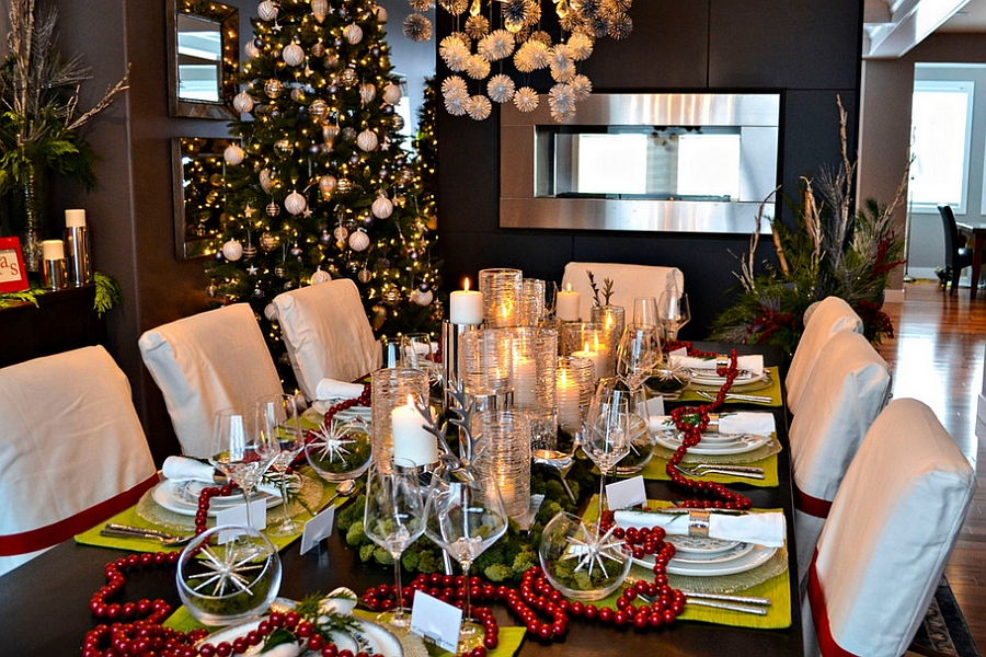 fabulous-christmas-decorations-for-the-modern-dining-room