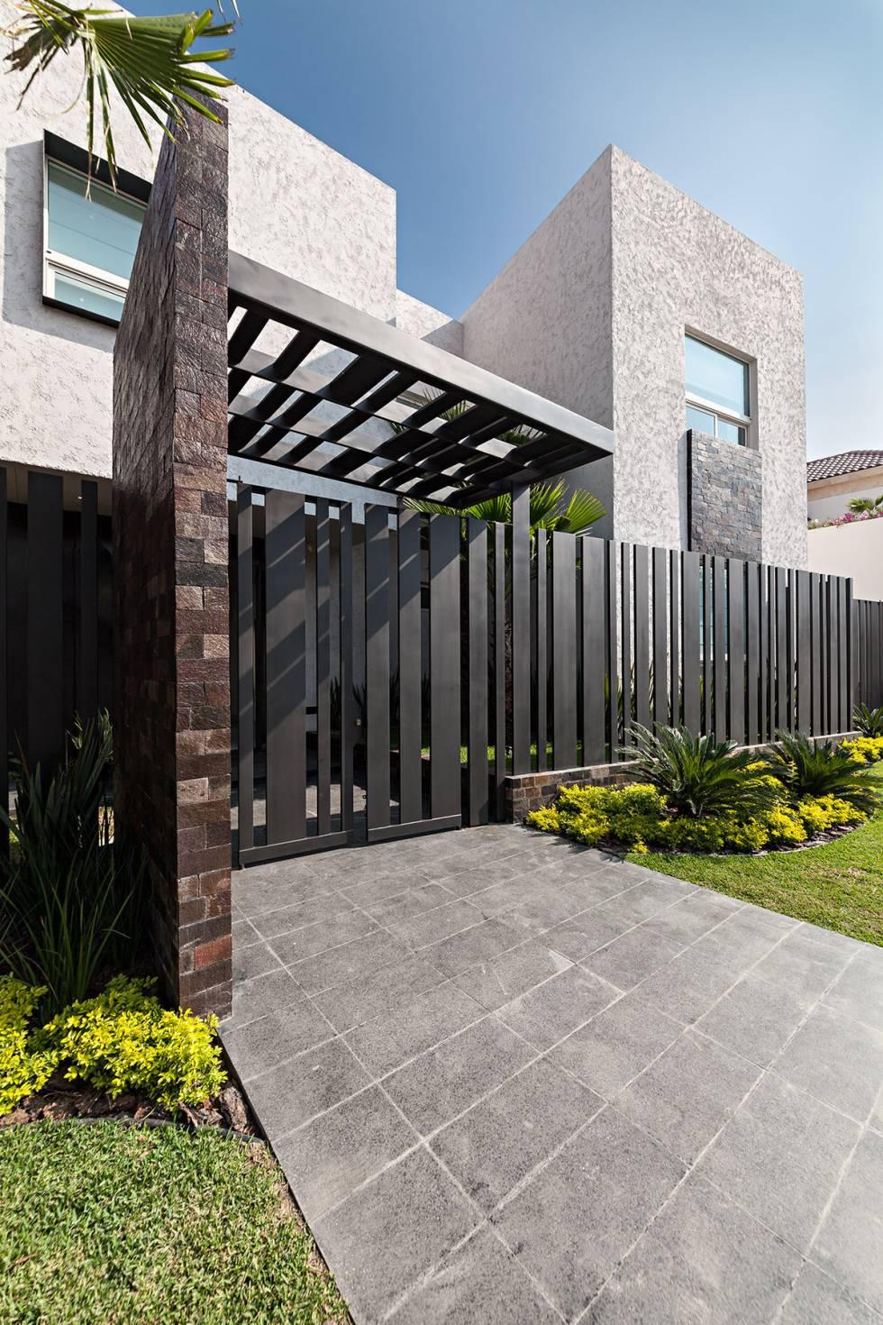 градински огради
