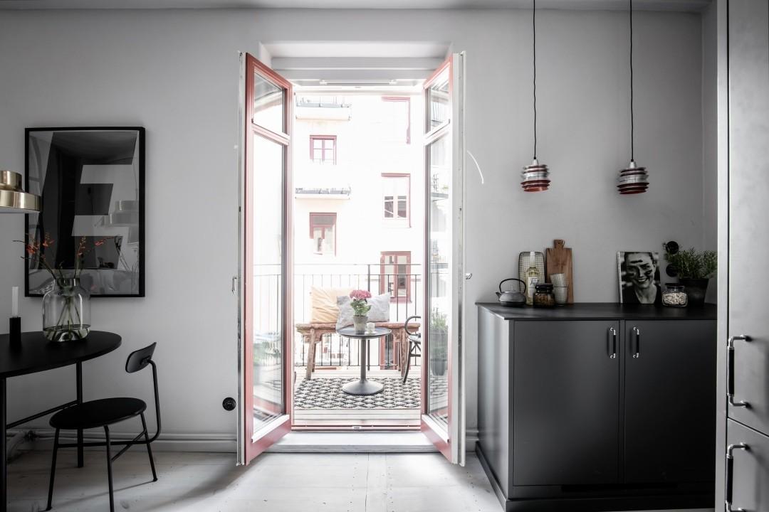 стилен апартамент