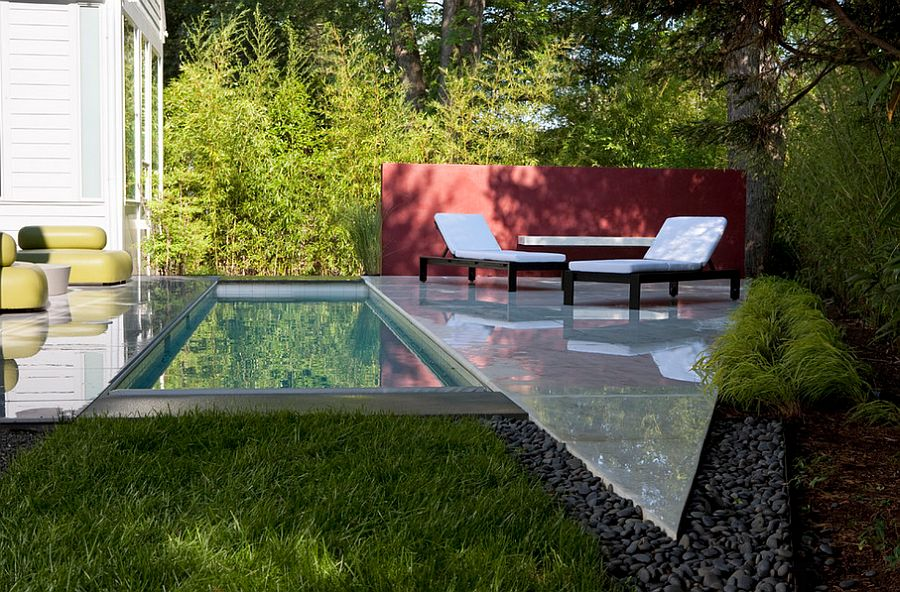 идеи за малък басейн